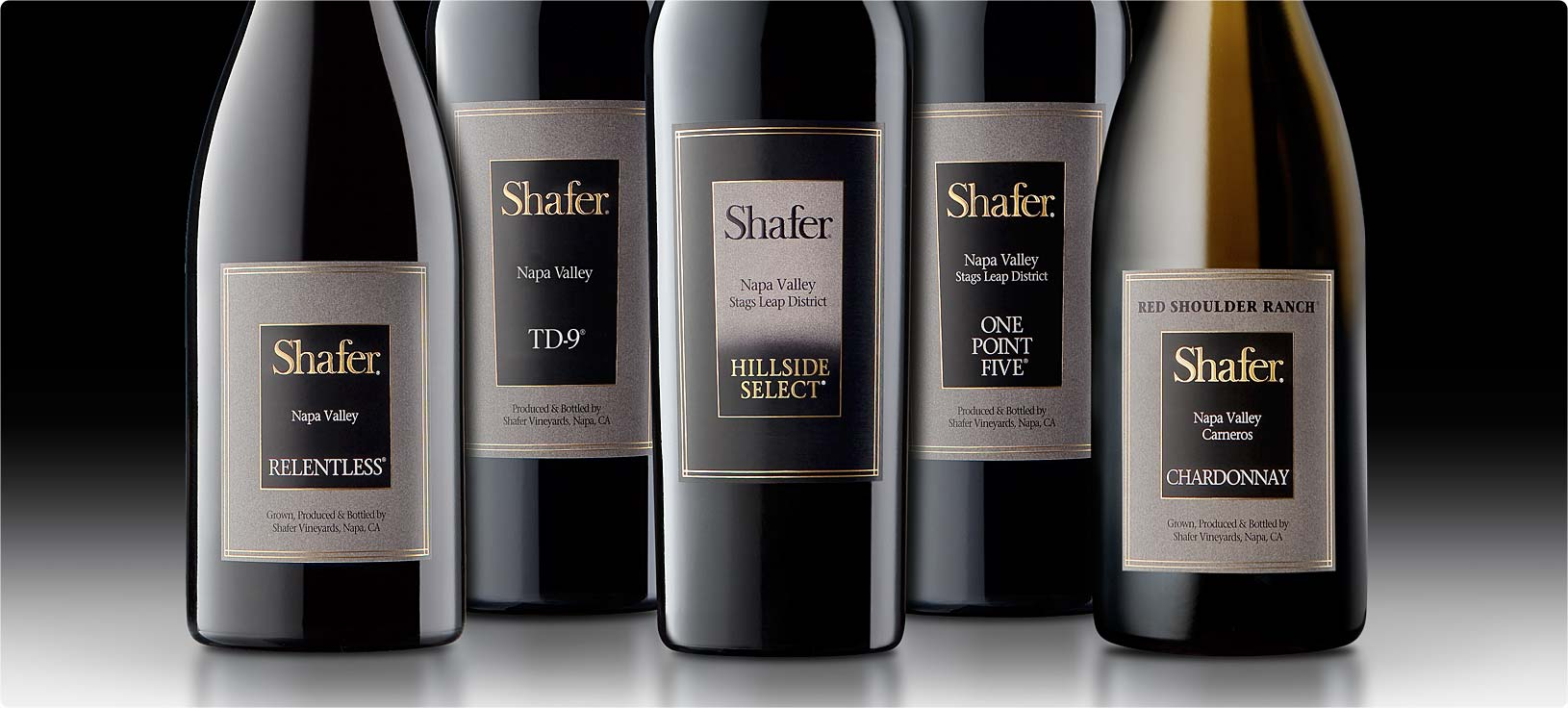 Shafer Wines Group Photo