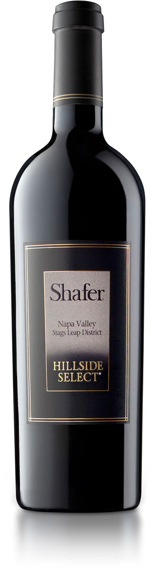 Hillside Select wine bottle