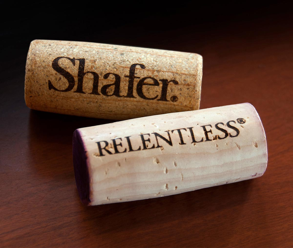 Shafer corks