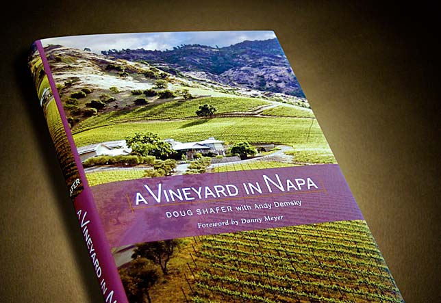 A Vineyard in Napa book